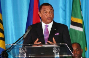 The. Rt. Hon. Perry.G. Christie Prime Minister   Commonwealth of the Bahamas
