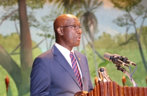 Dr. The Hon. Keith Rowley, Prime Minister of Trinidad and Tobago