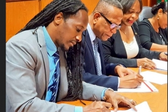Five Caribbean countries adopt Antigua and Barbuda Declaration on School Safety O