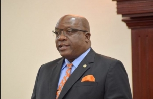 Dr. the Honourable Timothy Harris, Prime Minister of St. Kitts & Nevis and Chair of the Conference of Heads of Government