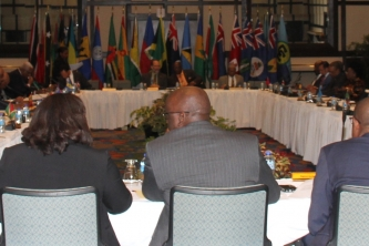 CARICOM united on peaceful resolution of Venezuela crisis
