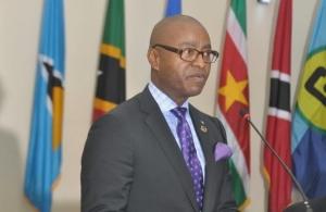 Hon. Darren Henfield, Foreign Minister, The Bahamas