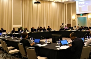 Meeting of SG and Heads of Community Institutions
