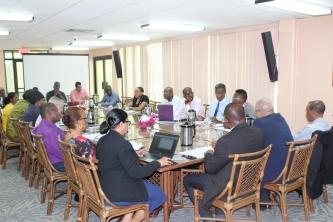 Faith Leaders' Consultation convened in Guyana on ending HIV-related stigma, discrimination