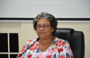 CARPHA Executive Director, Dr Joy St John 0 428 Share  The Caribbean Public Health Agency (CARPHA) is urging Member States to enhance disease surveillance at ports of entry and at health facilities following the categorisation of the current outbrea
